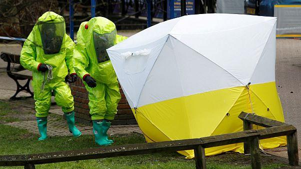 اسکریپال، جاسوس مسموم شده روس از بیمارستان مرخص شد