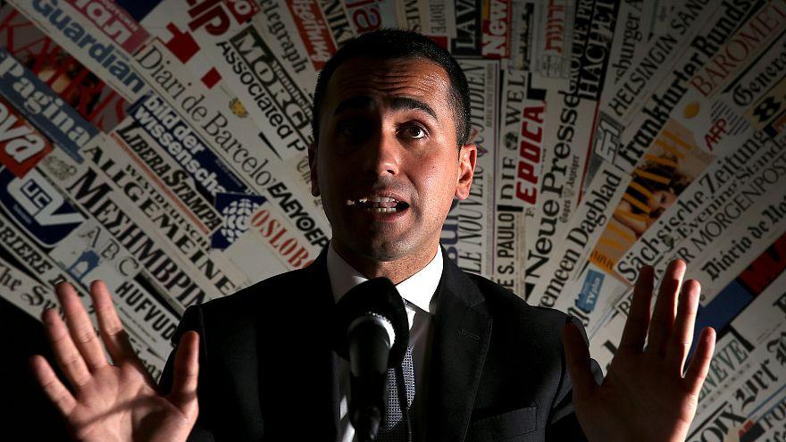 5-Star leader Luigi Di Maio