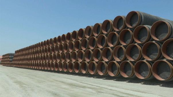 Germany and the US disagree over Russia's new Nordstream 2 pipeline