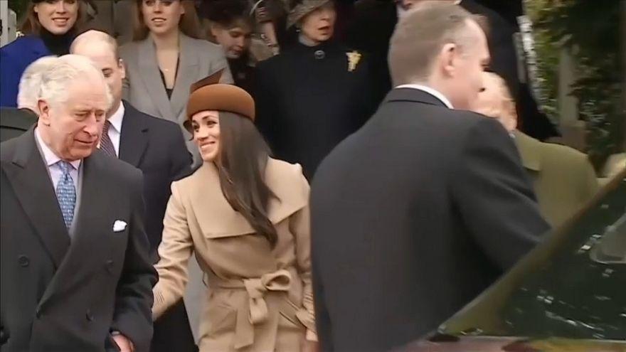 El príncipe Carlos acompañará a Meghan al altar