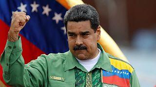 نیکولاس مادورو، رئیس جمهوری ونزوئلا