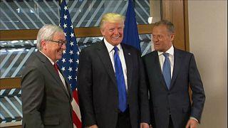 """ترامب : الاتحاد الأوروبي """"فظيع"""" تجارياً مع الولايات المتحدة"""