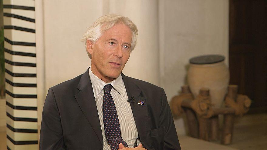 EU Ambassador talks peace, trade and friendship with the UAE