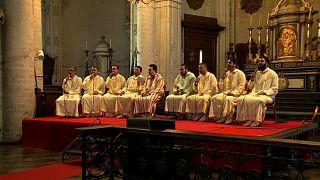 Βρυξέλλες: Ραμαζάνι... σε εκκλησία