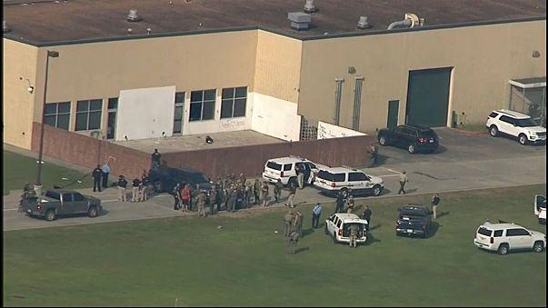 Tiroteo mortal en un instituto de Texas