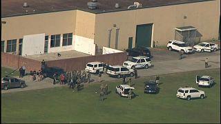 Стрельба в техасской школе, есть погибшие