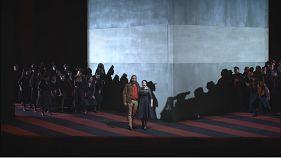 """أوبرا فيردي """"قوة القدر"""" على مسرح أوبرا زيوريخ"""
