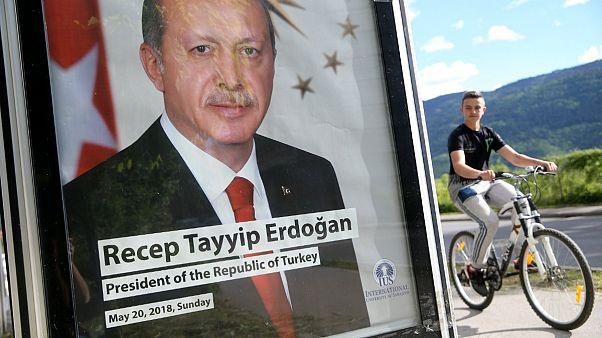 Erdoğan'ın Avrupa'da engellenen seçim mitingi Bosna'da tartışma konusu
