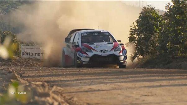Rallye Portugal 2018: Ott Tänak gewinnt Auftakt