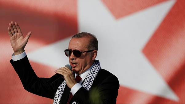 Blocked from western Europe, Erdogan takes his polarising rally to Bosnia