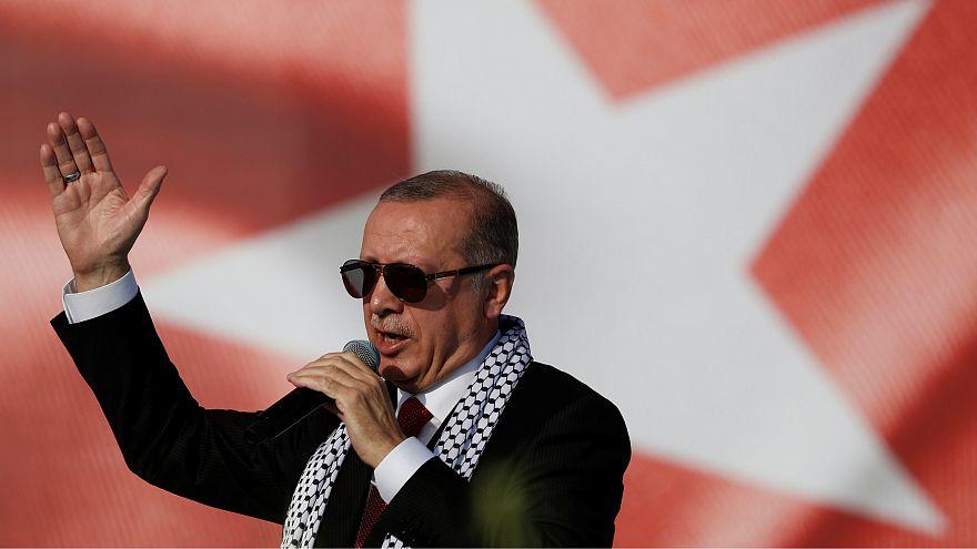 Blocked from western Europe, Erdogan takes his polarising rally to Bosnia