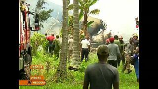 مقتل أكثر من مئة في تحطم طائرة ركاب في كوبا