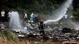 Un avión de pasajeros se estrella en La Habana