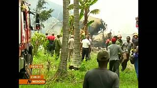 یک فروند هواپیمای مسافربری با ۱۰۴ سرنشین  در هاوانا سقوط کرد