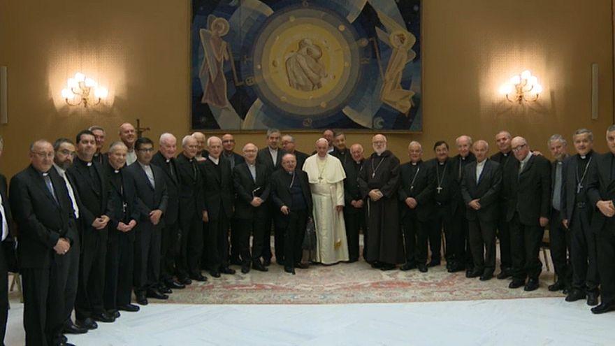 Чилийская епархия подала прошение об отставке в полном составе