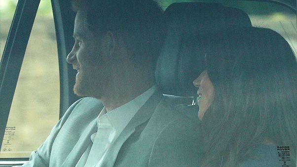 Принц Гарри и Меган Маркл: ночь перед свадьбой
