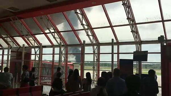 Jose Marti International Airport in Cuba