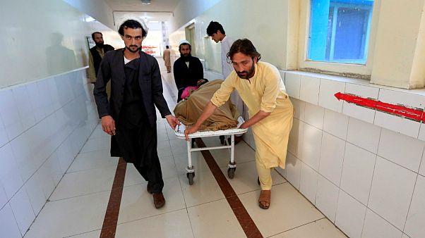انفجار در استادیوم جلالآباد افغانستان؛ ده کشته و بیش از چهل زخمی