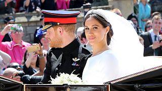 Βασιλικός γάμος: Χάρι και Μέγκαν παντρεύτηκαν στο Ουίνδσορ