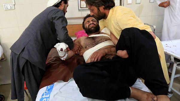 Afghanistan: 8 Tote bei Anschlag auf Cricket-Stadion