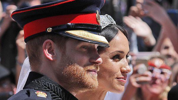 Megnősült Harry brit herceg