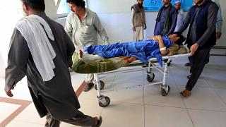 Afganistan'da stadyuma bombalı saldırı: 8 kişi hayatını kaybetti