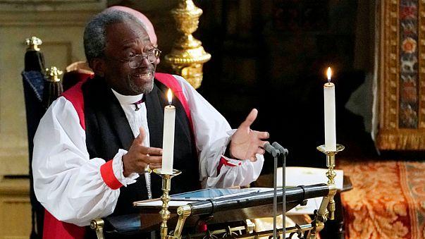 O bispo que pdiu a Harry e Meghan para não subestimarem o amor