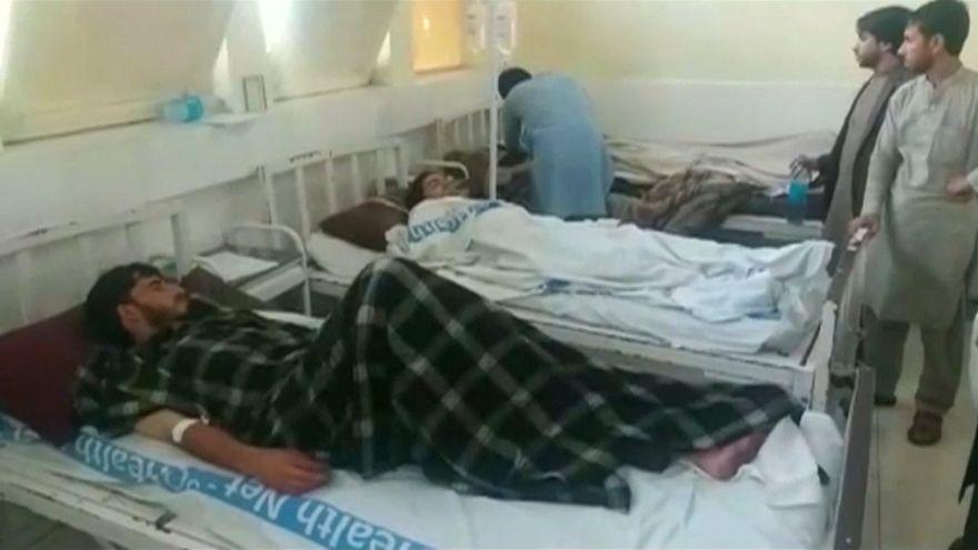 Atentado durante un partido de críquet en Afganistán