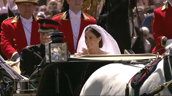Königliche Traumhochzeit in Windsor