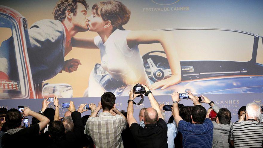 """Cannes : le cinéma dans une """"phase de transition"""""""