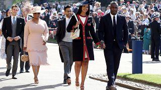 شاهد: مشاهير العالم يحضرون حفل زفاف الأمير هاري والممثلة ميغان ماركل