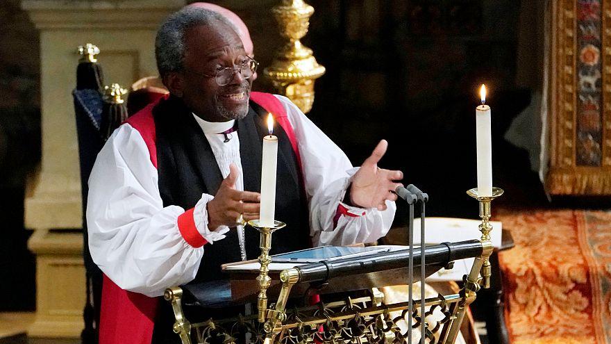 Nem nagyon tetszett a királyi családnak a fekete tiszteletes?