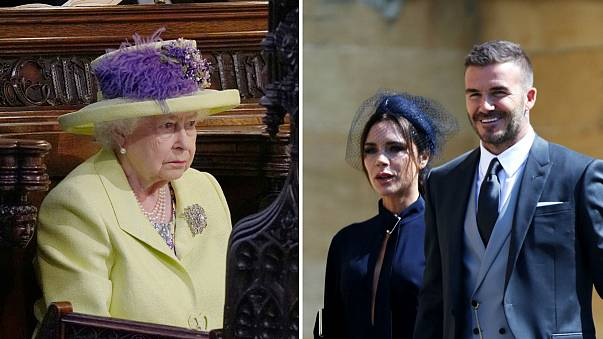 The personalities who stole the show at the Royal Wedding