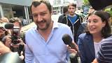 """Lega-M5s, gazebo in tutta italia. Salvini: """"riferiremo premier a Mattarella"""""""