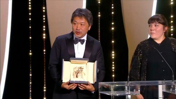 La película Shoplifters se hace con la Palma de Oro en el Festival de Cannes
