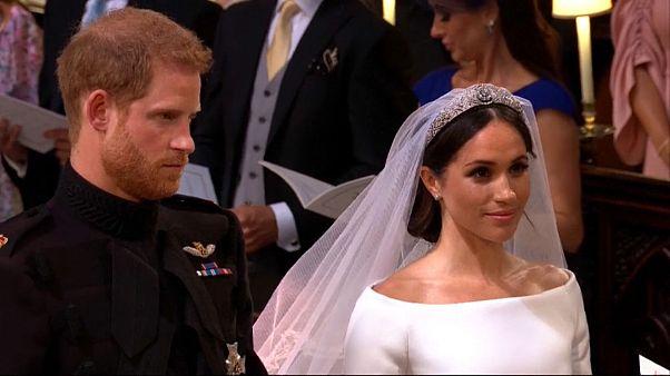Harry & Meghan Marry