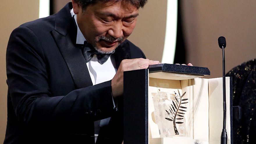 """Palma de Ouro"" para Hirokazu Kore-eda"