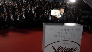 71. Cannes Film Festivali Ödülleri sahiplerini buldu