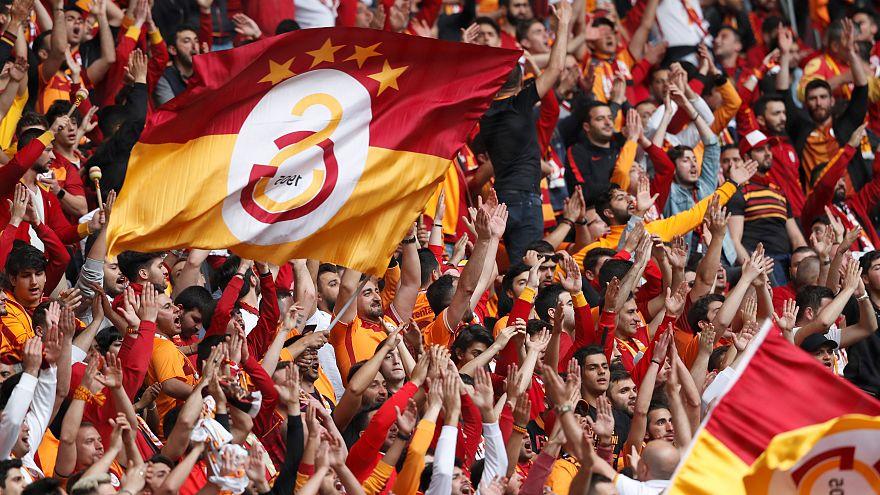 2017-2018 Süper Lig İlhan Cavcav sezonu şampiyonu Galatasaray