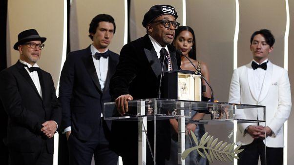 Spike Lee BlacKkKlansman című filmje nyerte a cannes-i filmfesztivál nagydíját