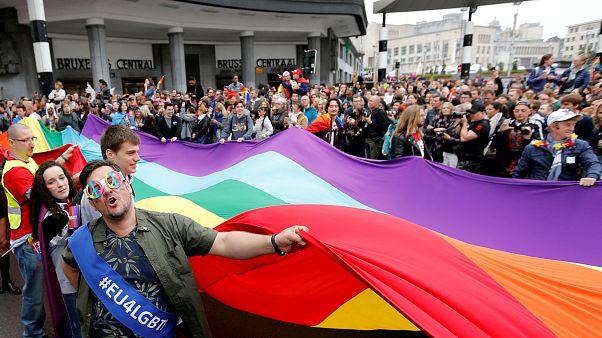 Gay Pride-Bρυξέλλες: Τούρκοι ακτιβιστές μιλούν για την καταστολή στην πατρίδα τους