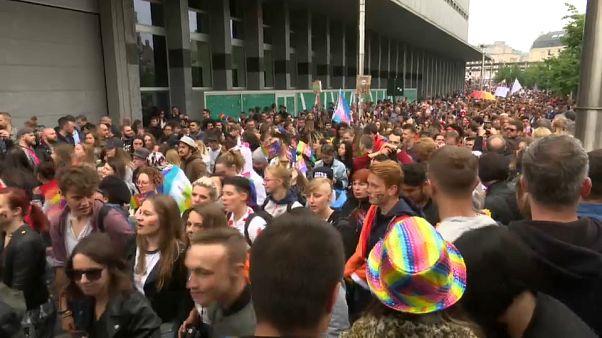 Bruxelles pride, voci dalla comunità LGBT turca