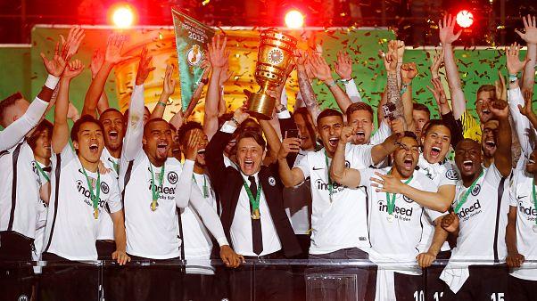 Sensationssieg: Frankfurt feiert 3-1 gegen Bayern