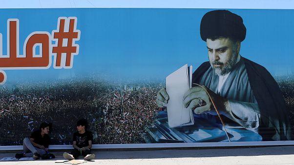 Irak : la liste de Moqtada al-Sadr remporte les législatives