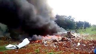 Megtalálták a lezuhant kubai repülő feketedobozát