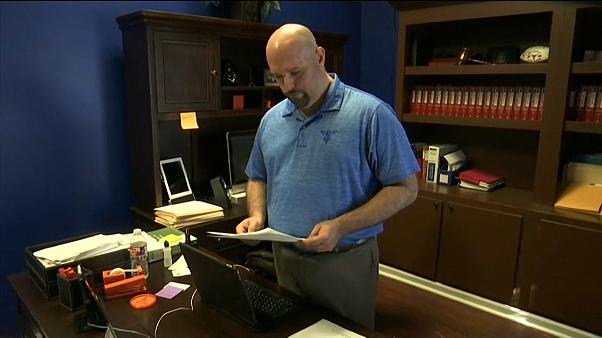 Nicholas Poehl, lawyer for Dmitrios Pagourtzis