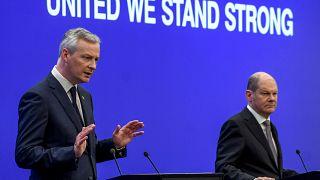وزیر فرانسوی: آیا به آمریکا اجازه خواهیم داد پلیس اقتصادی دنیا شود؟