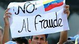Nicolás Maduro busca legitimarse en las urnas
