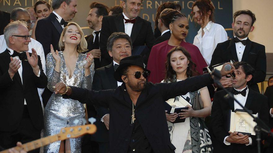 Les triomphes du 71e Festival de Cannes