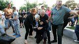 شهردار تسالونیکی مورد ضرب و شتم ملیگراهای افراطی یونان قرار گرفت